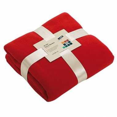 Fleece deken colors