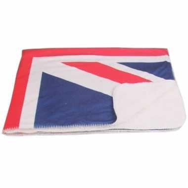 Fleece deken engeland type 2